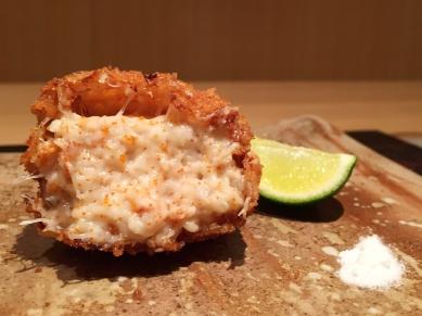 Jimbocho Den Crab Croquette