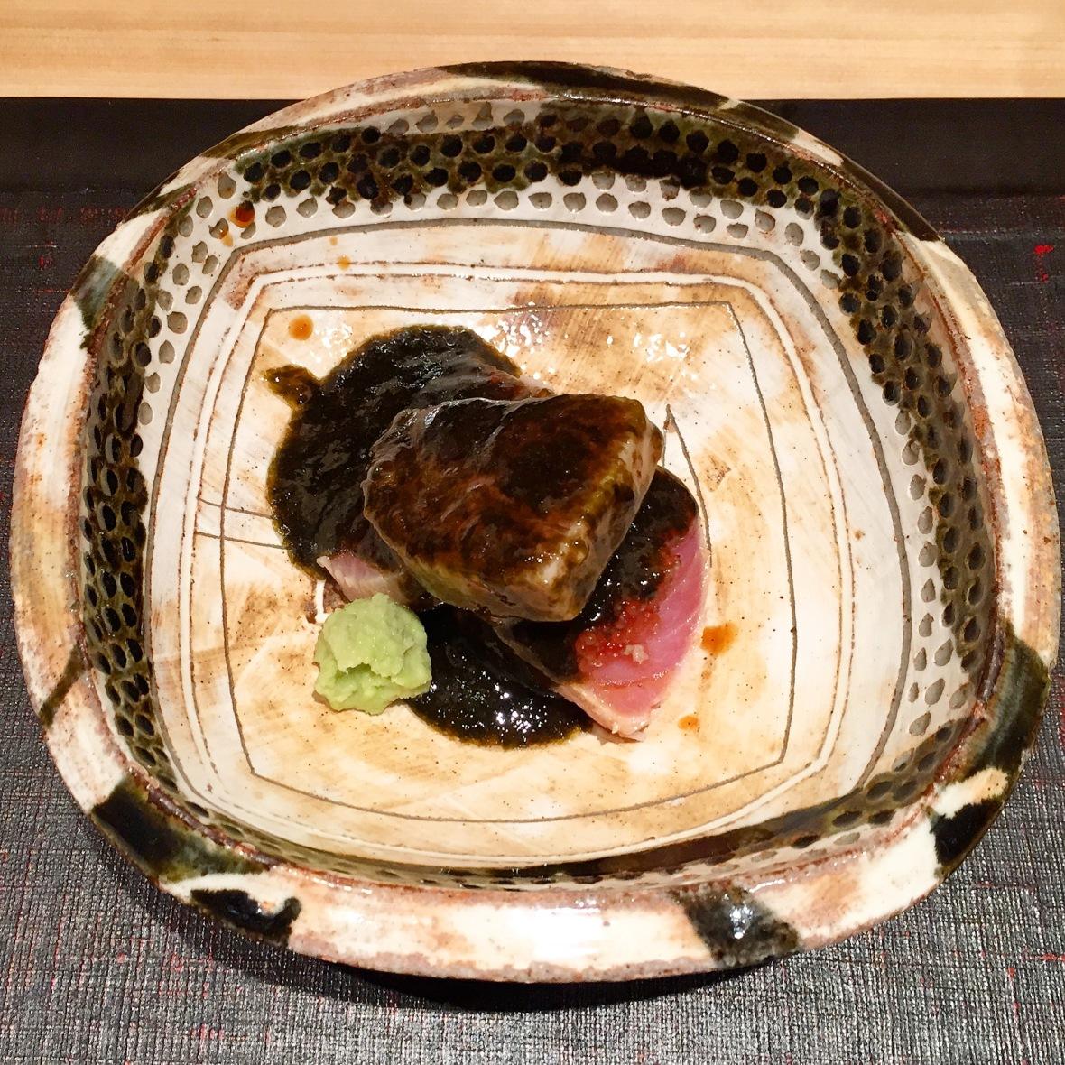 Jimbocho Den Bura Sashimi