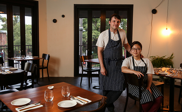 Moon Park Chefs