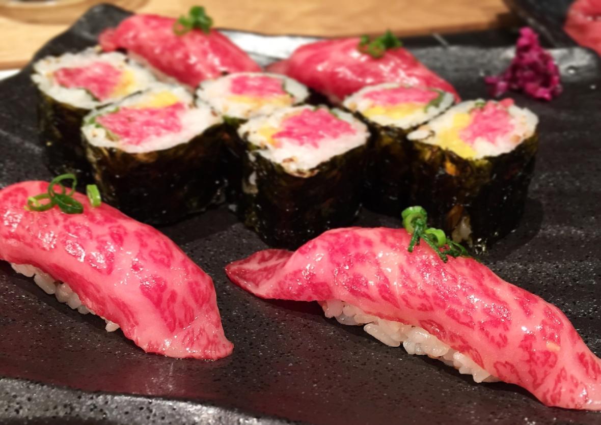 Nakahara Sushi