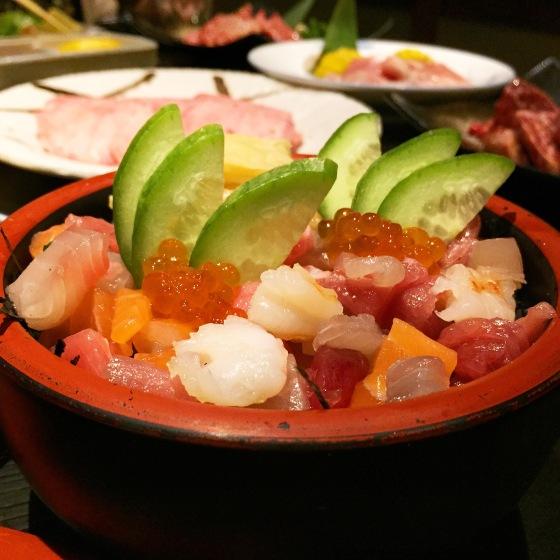 Rengaya Chirashi-Sushi