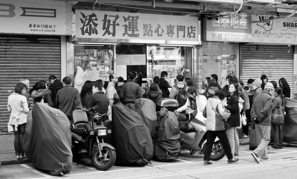 Tim Ho Wan Mong Kok