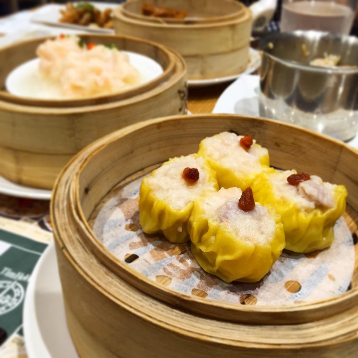 Tim Ho Wan Spread