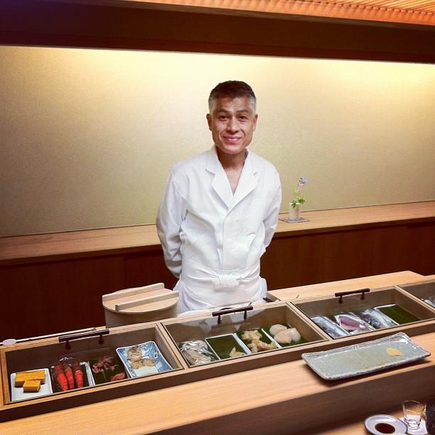 Sushi Chef Hashiguchi