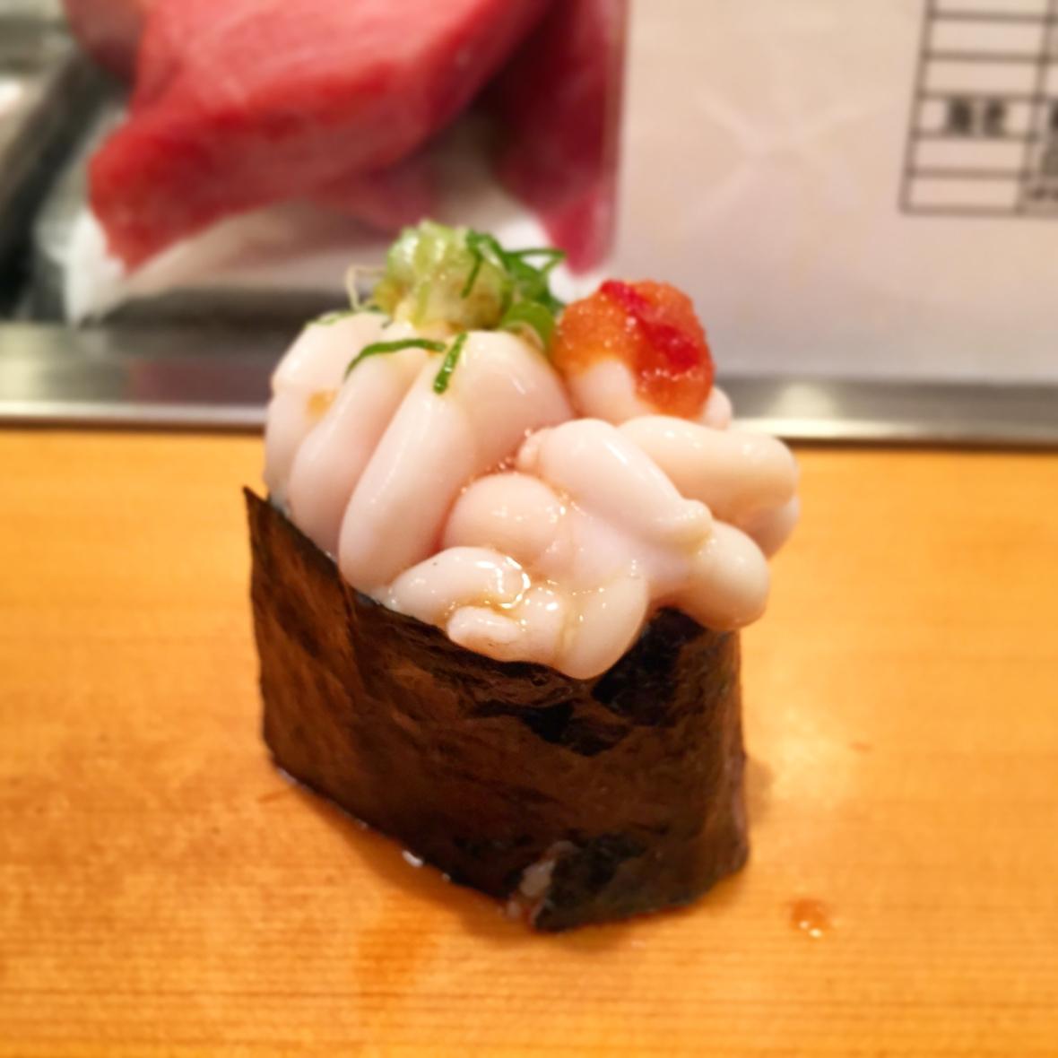 Sushi Dai Shirako