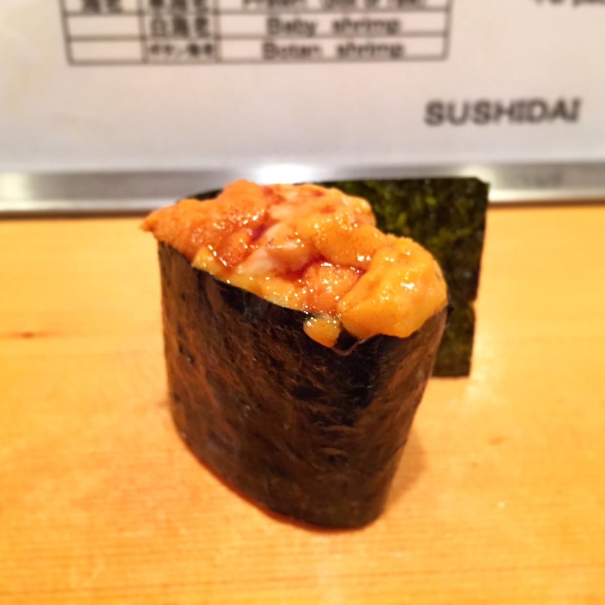Sushi Dai Uni