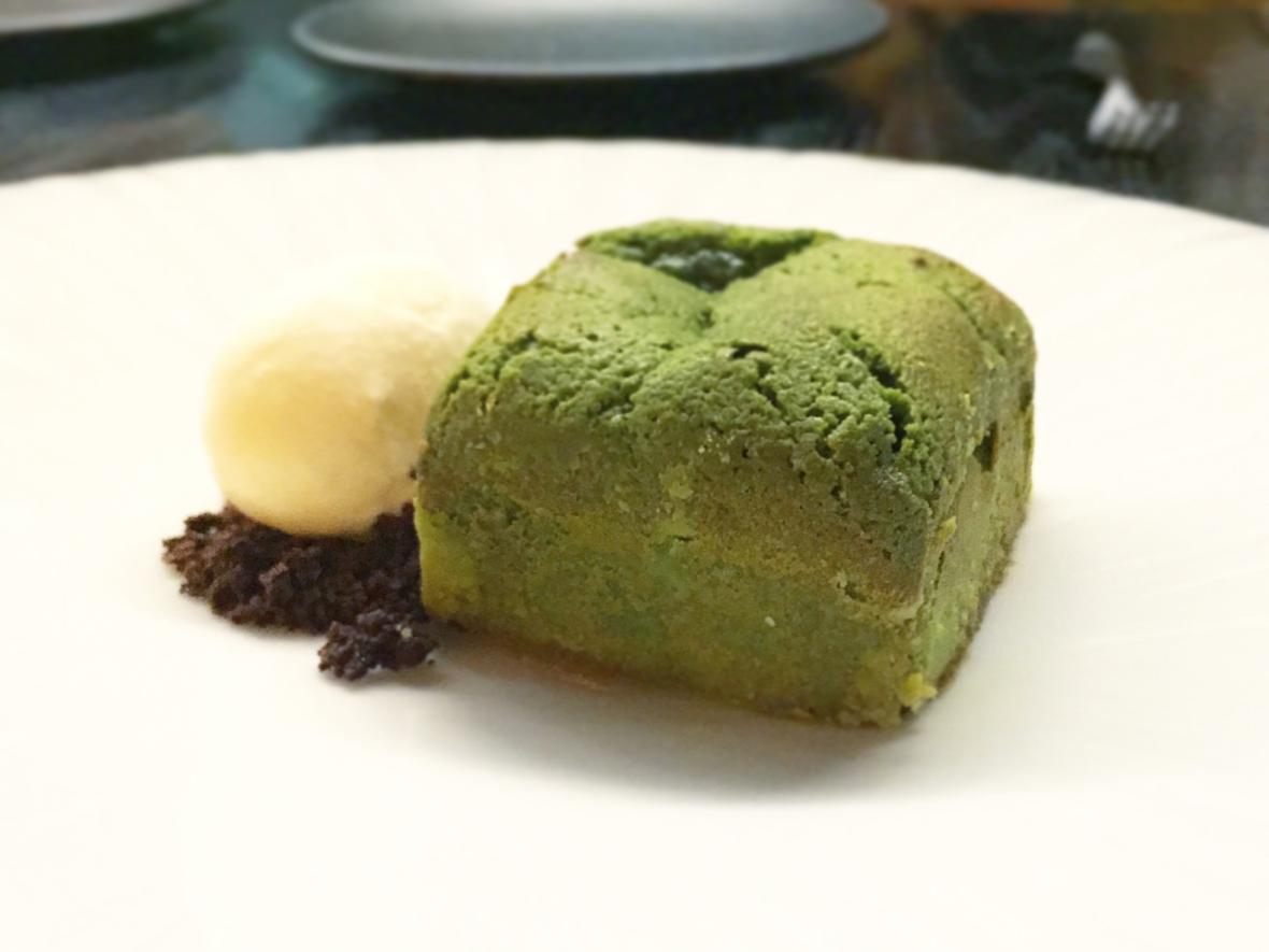 Sokyo Green Tea Fondant