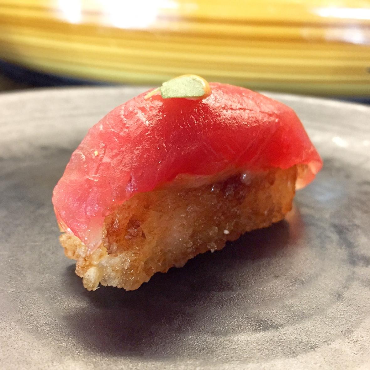 Sokyo Tuna Crispy Rice