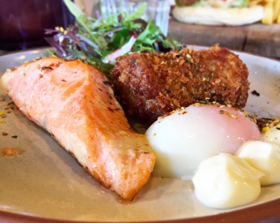 Devon Breakfast at Sakuma's