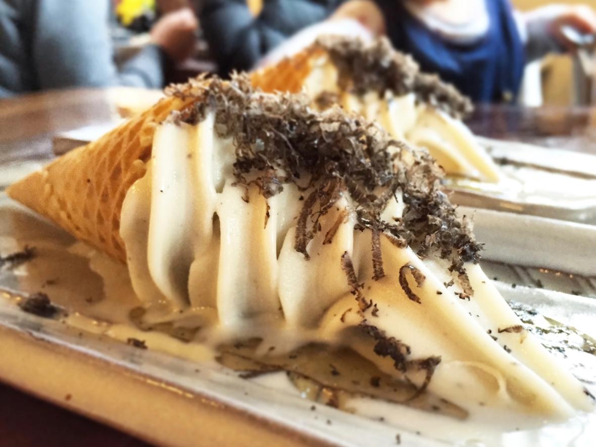 Devon Truffle Soft Serve