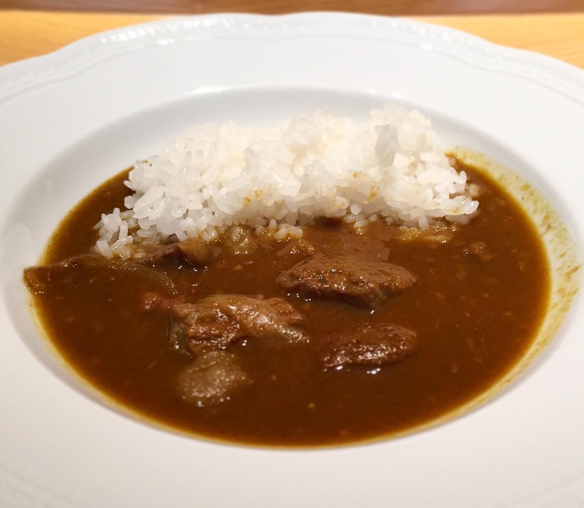 Hirayama Curry Rice