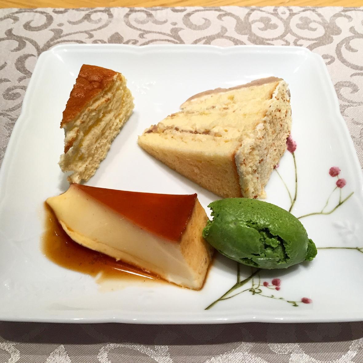 Hirayama Dessert