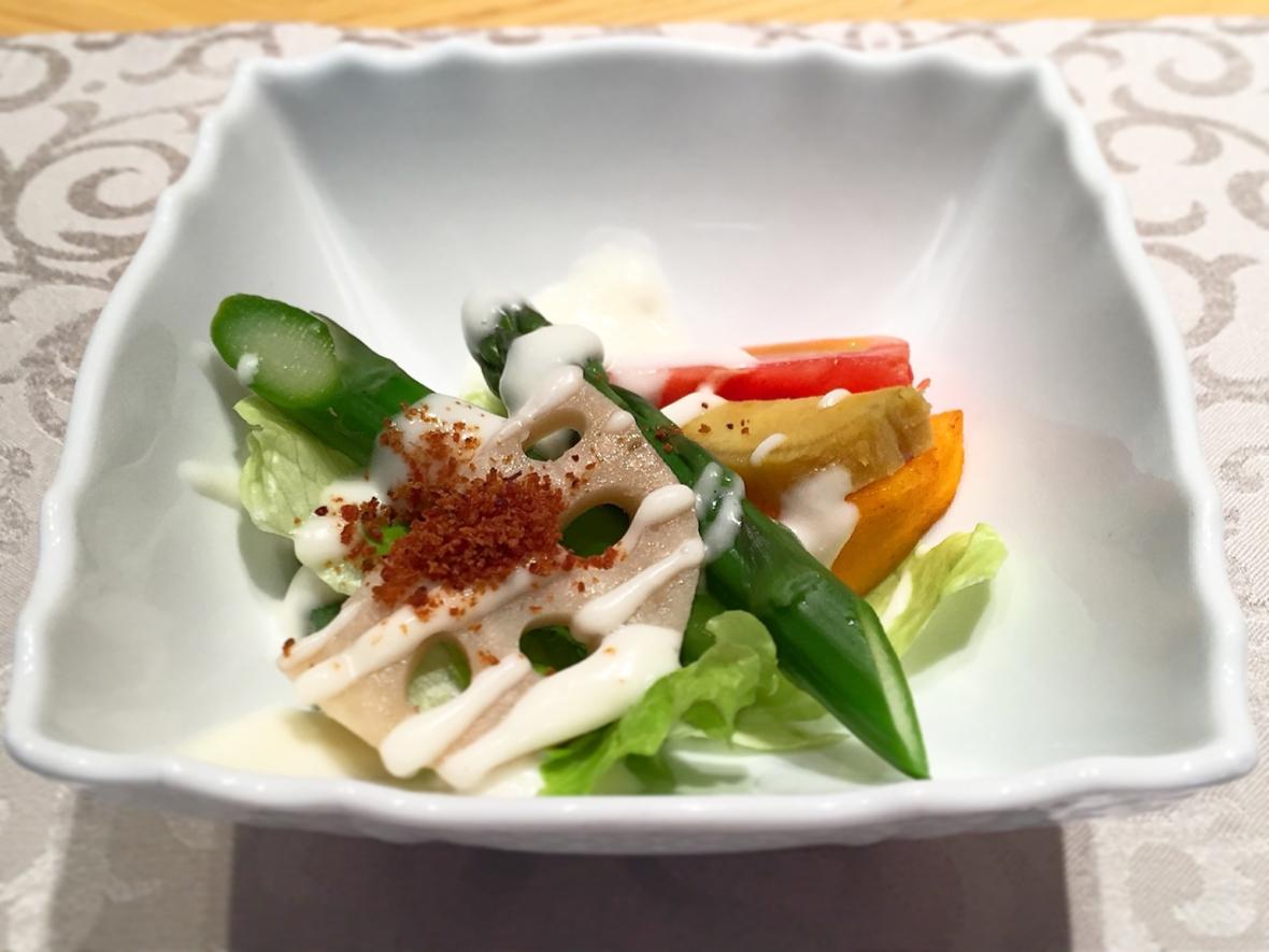 Hirayama Salad