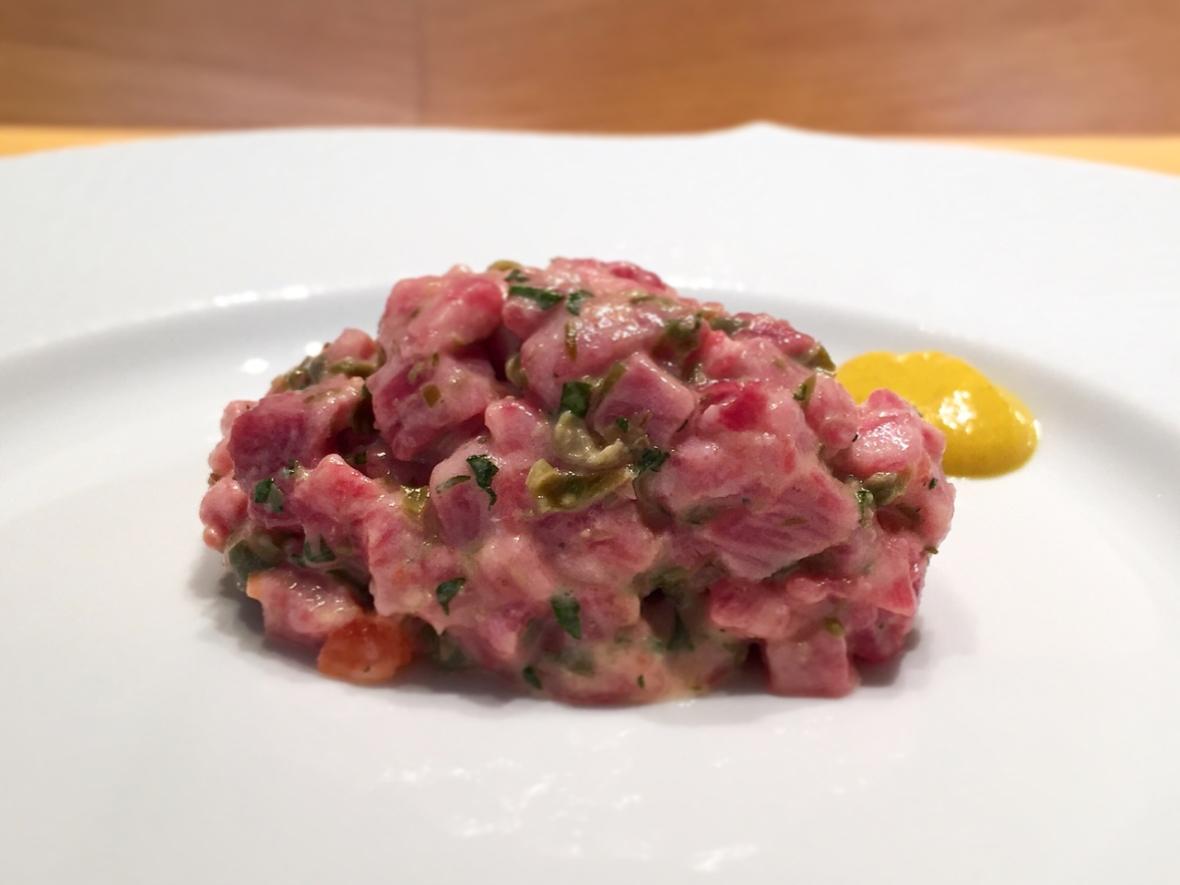 Hirayama Steak Tartare