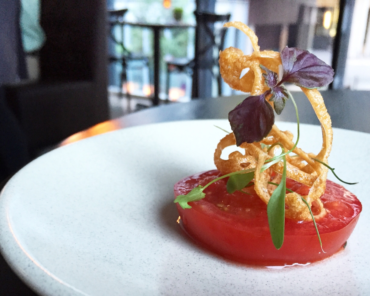 Koi Dessert Bar Tomato