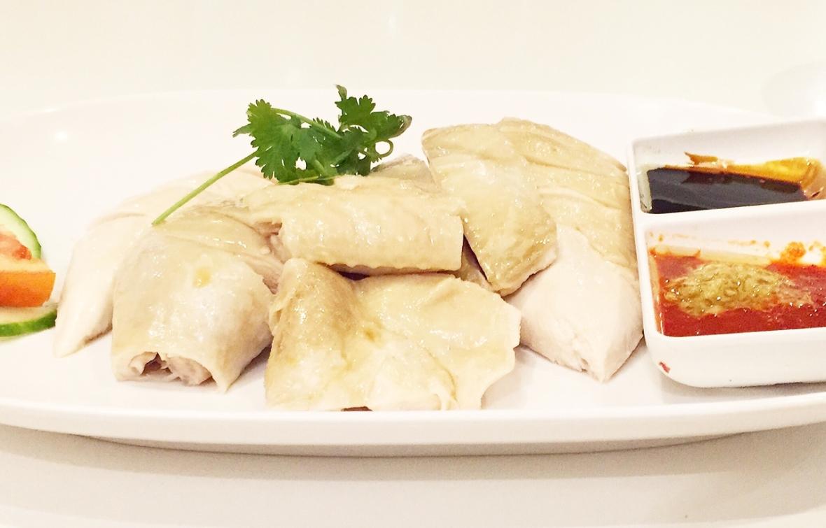 Temasek Hainanese Chicken