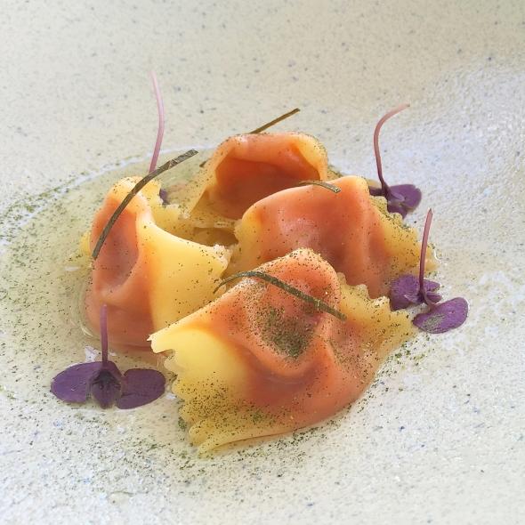 LuMi Tomato Agnolotti