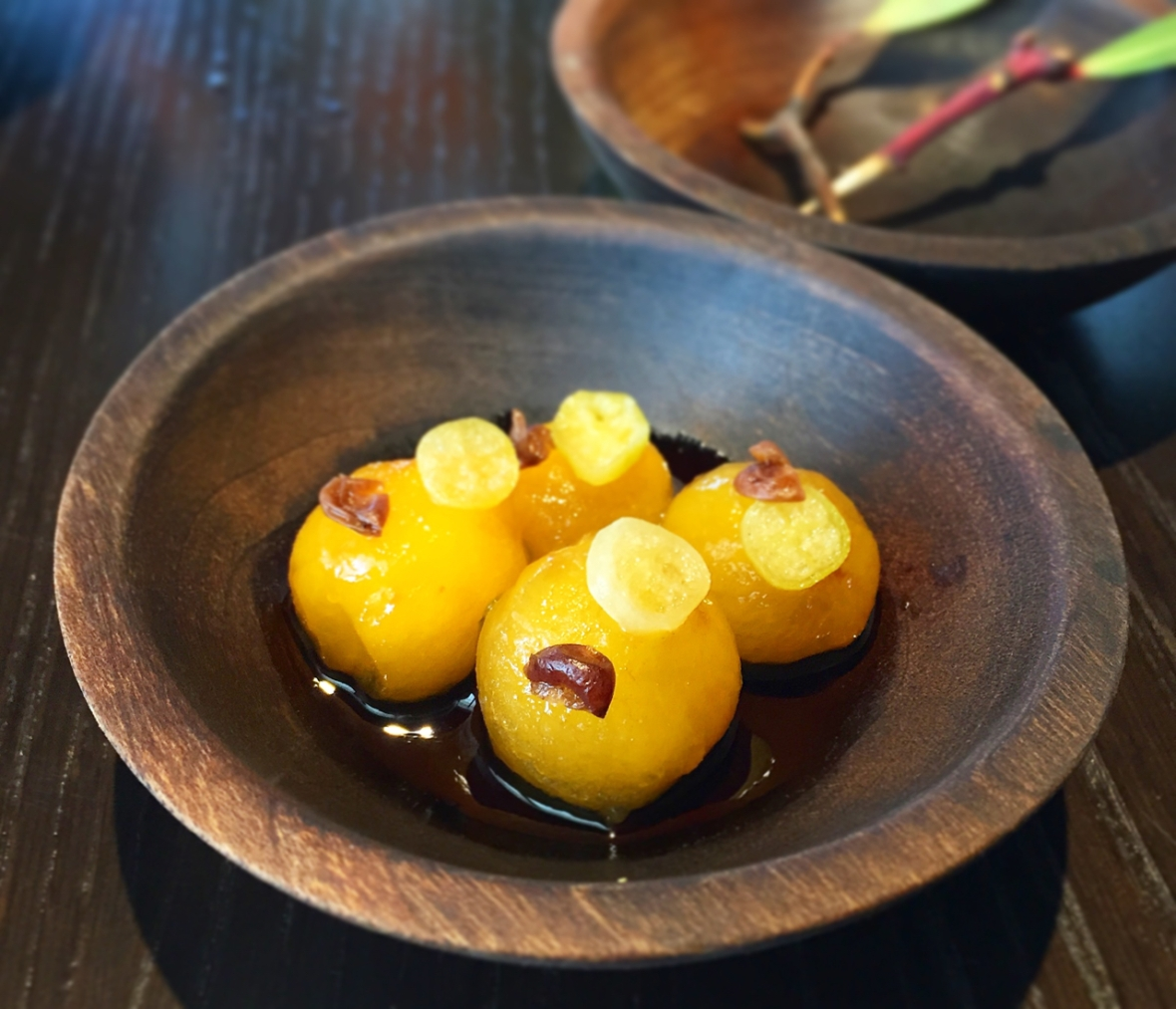 Noma Native Mirabelle Plums