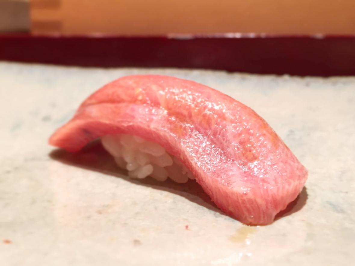 Sushiya Chutoro Nigiri