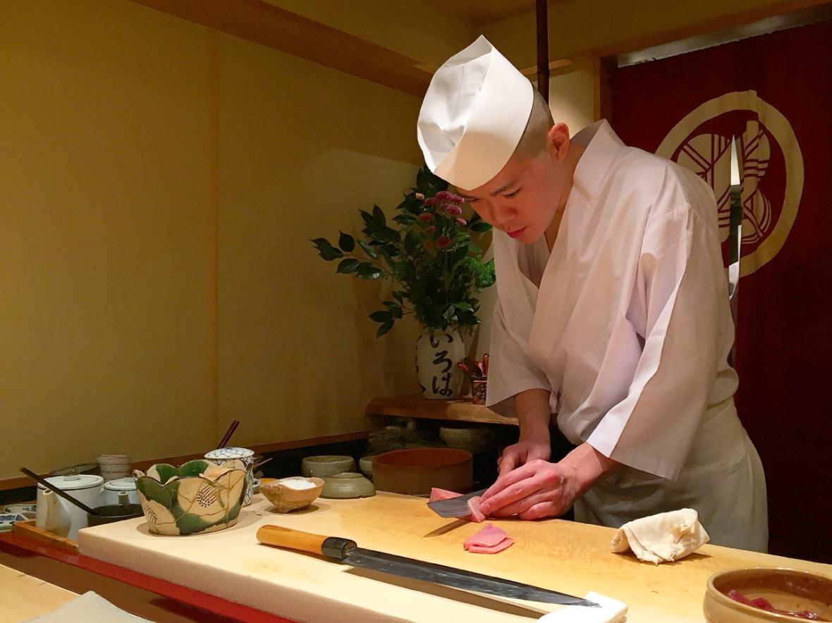 Sushiya Ishiyama-san
