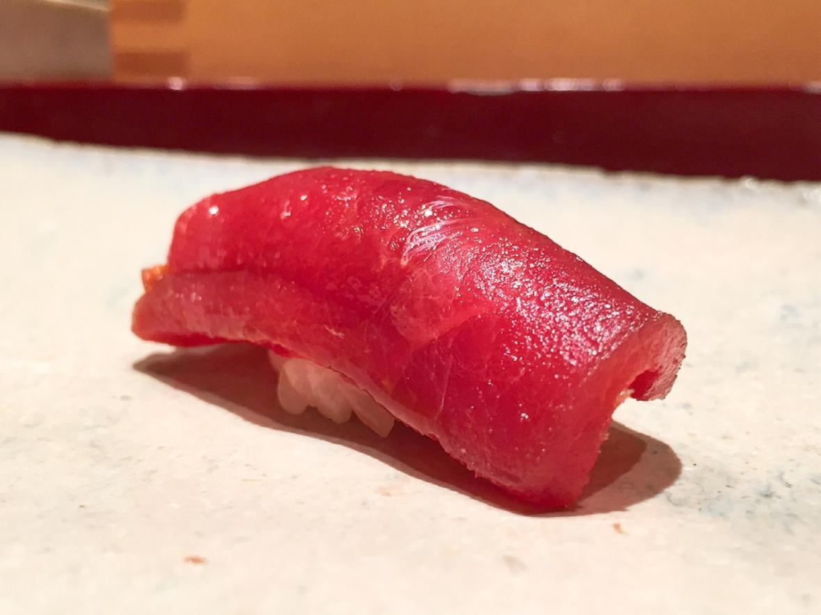 Sushiya Maguro Nigiri