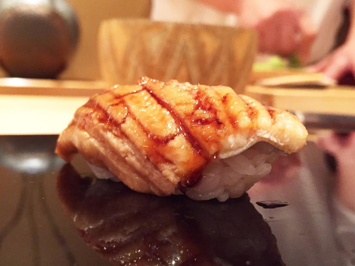 Harutaka Anago Tsume Nigiri