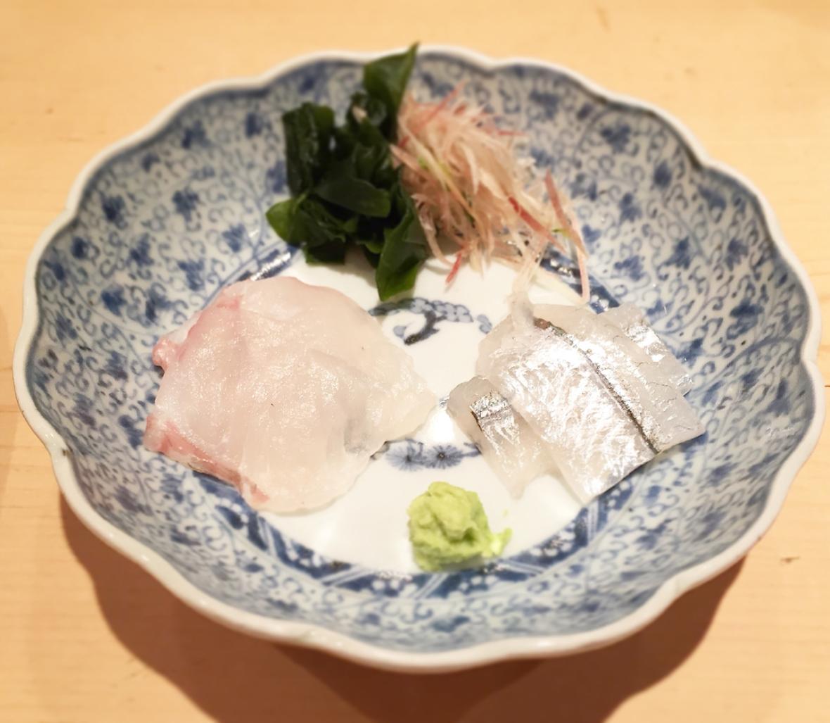 Harutaka Sashimi