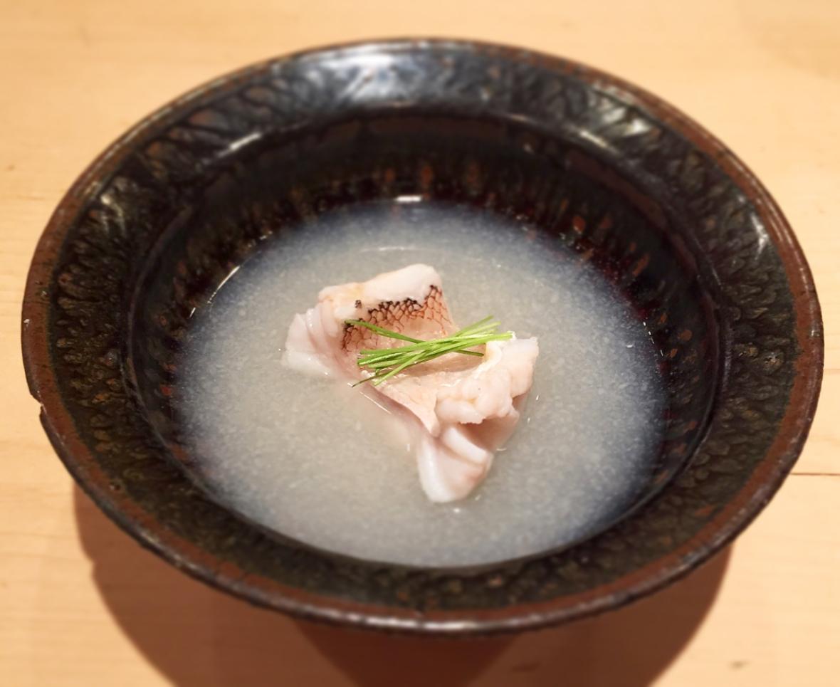 Harutaka Tilefish