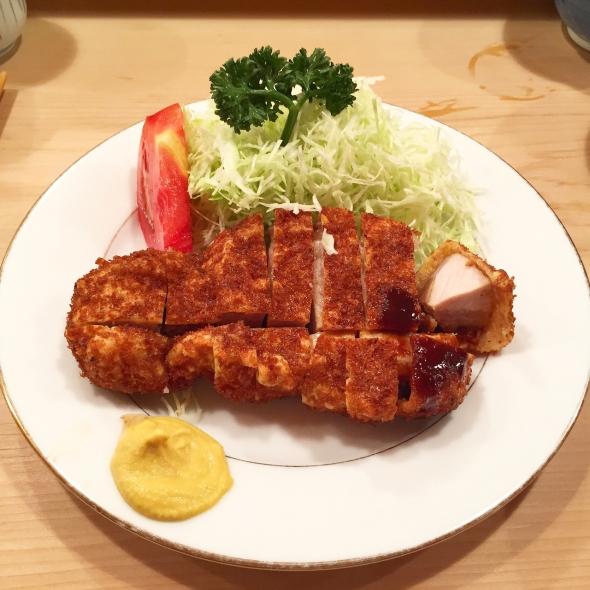 Tonki Rosu Tonkatsu