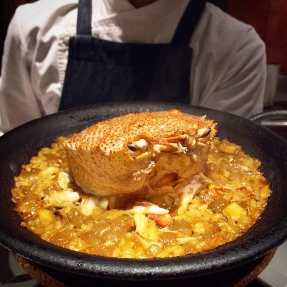 Aca Seafood Paella