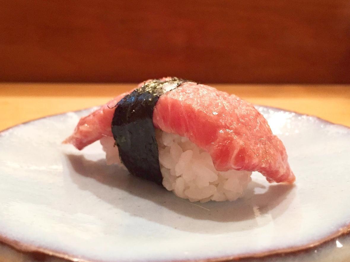 Irifune Kama-toro Nigiri
