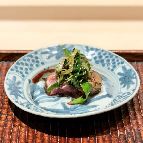 Kimoto Grilled Duck